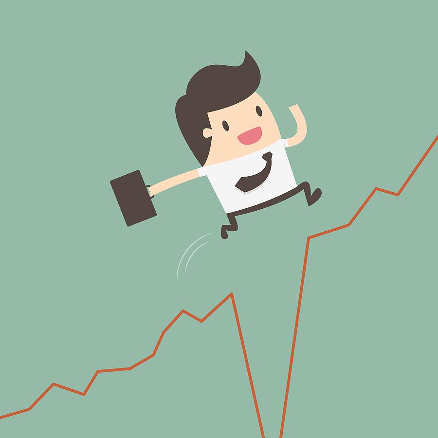 cope market fall stochastic deterministic cashflow