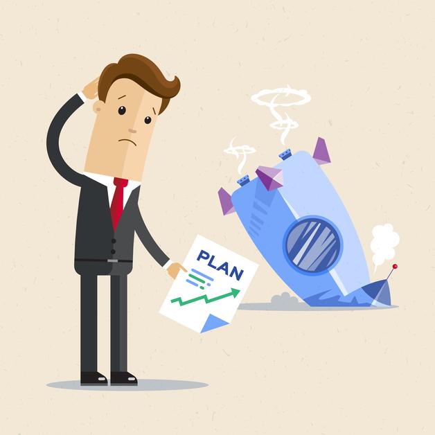 cashflow assumptions best practice plans change go wrong review